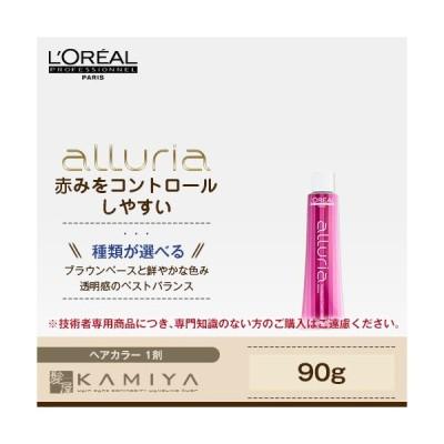 ロレアル プロフェッショナル アルーリア ファッション 第1剤 90g【マット】