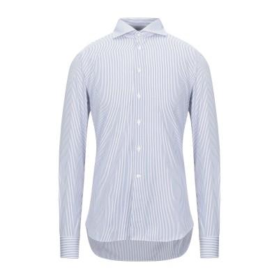 NINO CRISTIANI シャツ ホワイト 38 コットン 100% シャツ