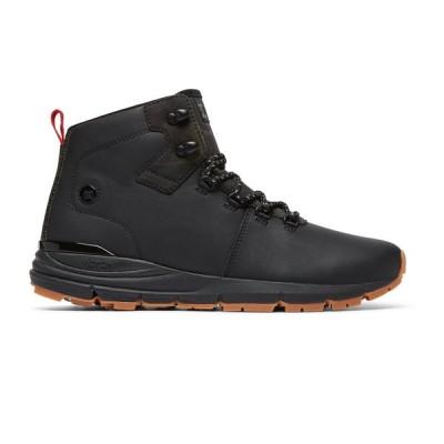 ブーツ ディーシーシューズ DC Shoes Men's Muirland Lace-Up Boots ADYB700021 BLACK CAMO