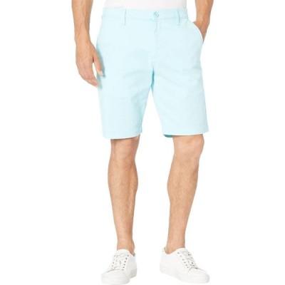 ユーエスポロアッスン U.S. POLO ASSN. メンズ ショートパンツ ボトムス・パンツ Hartford Stretch Twill Shorts Pool Bar
