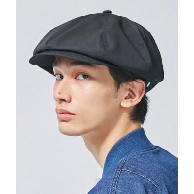帽子 【OVERRIDE】NYCO TWILL NEWSBOY / 【オーバーライド】