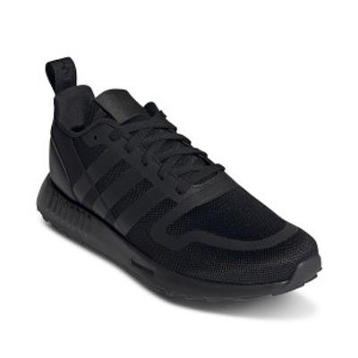 アディダス メンズ スニーカー シューズ Men's Multix Running Sneakers from Finish Line Core Black