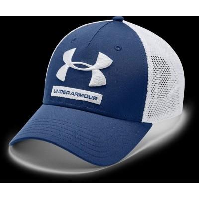 UNDER ARMOUR アンダーアーマー TRAINING TRUCKER CAP 1351417 449 スポーツアクセサリー 帽子 ABU/HGY/HGY ONESIZE セール