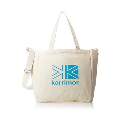[カリマー] トートバッグ cotton tote K.Blue Logo(ケーブルーロゴ)