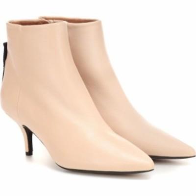 ジョゼフ Joseph レディース ブーツ ショートブーツ シューズ・靴 leather ankle boots CIPRIA