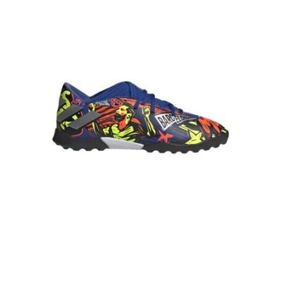 アディダス(adidas)ジュニアサッカートレーニングシューズ ネメシス メッシ 19.3 TF J TF EH0595 サッカーシューズ トレシュー