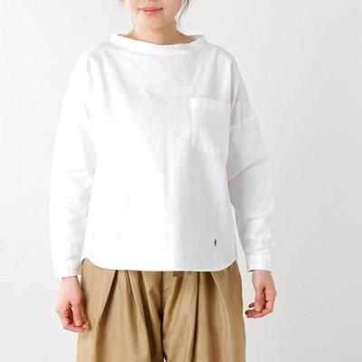 Gymphlex ジムフレックス オックスフォードプルオーバークルーネックシャツ j-1235yox レディース