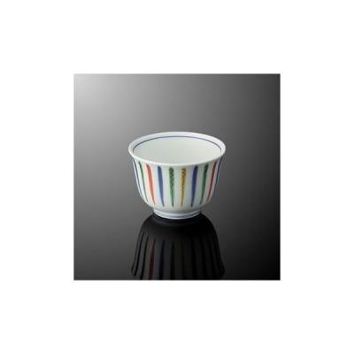高強化磁器 羽反湯呑 小 直径86mm H60mm 180cc 色十草 マックスセラ・マイティ[T6IT] マルケイ 業務用 食洗機対応 割れにくい 業務用 高強化磁器製 食器 皿 E3