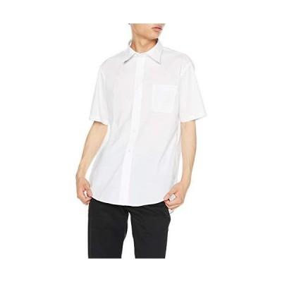 アルベ シャツ(半袖)[兼用] EP8601 C-1ホワイト 日本 M (日本サイズM相当)