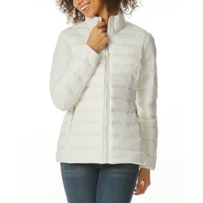 32ディグリー コート アウター レディース Packable Down Puffer Coat, Created for Macy's White
