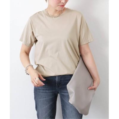 レディース ドゥーズィエム クラス EVERYDAY I LIKE. BASIC Tシャツ ベージュ フリー