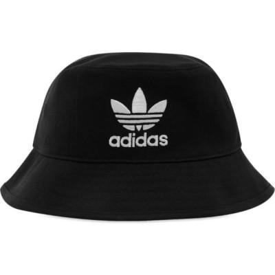 アディダス Adidas メンズ ハット バケットハット 帽子 Bucket Hat Black/White