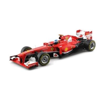 Hot Wheels (ホットウィール) Ferrari (フェラーリ) F2013 F138 Fernando Alonso Formula 1 2013 F1 1/18