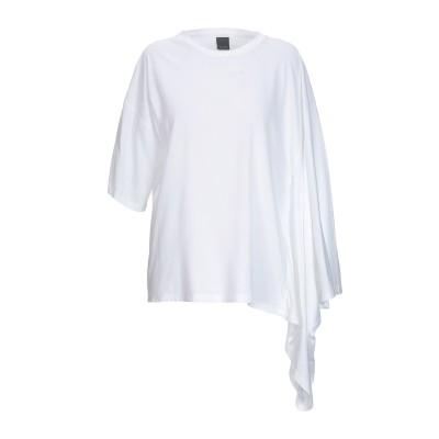 ピンコ PINKO T シャツ ホワイト XS コットン 100% T シャツ