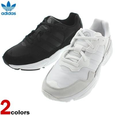 アディダス adidas スニーカー ヤング 96 YUNG-96 コアブラック/コアブラック/クリスタルホワイト (EE3681) FTWホワイト/FTWホワイト/グレーツー (EE3682)