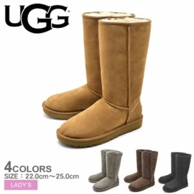 UGG WOMENS CLASSIC TALL II ムートンブーツ 1016224