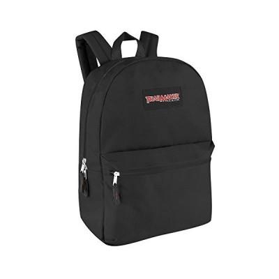 Trail maker Backpack Bookbag (Black)【並行輸入品】