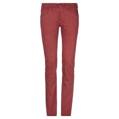 エトロ ETRO パンツ 赤茶色 31 コットン 92% / エラストマルチエステル 6% / ポリウレタン 2% パンツ