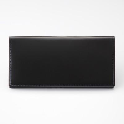 CYPRIS キプリス  コードバン&シラサギレザー長財布(小銭入れなし) メンズ