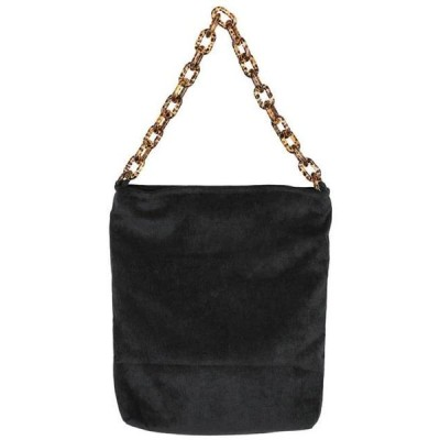 somedayif レディース ショルダーバッグ Buld square chain shoulder bag