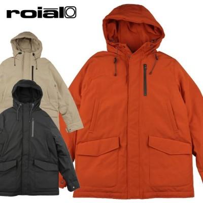 ROIAL ロイアル メンズ ジャケット R803MDW04 JEFF アウター