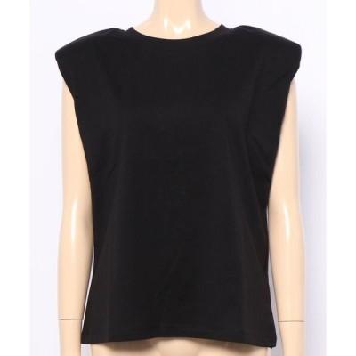 tシャツ Tシャツ JUST FEMALE/ジャストフィメール Beijing sl top/ペキンスリーブレストップ