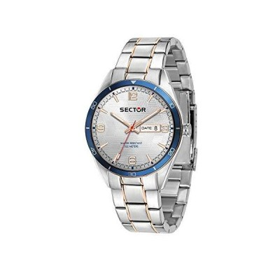 Sector No Limits Men's Analog Quartz Watch with Stainless Steel Strap R3253516002 並行輸入品