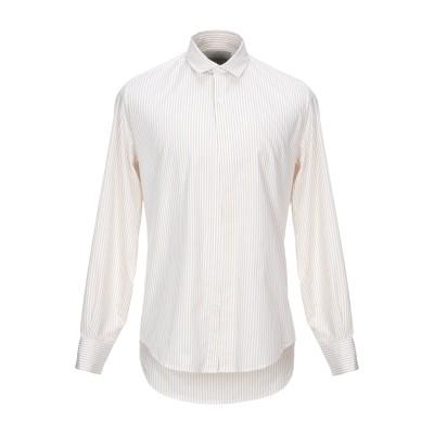CORELATE シャツ ベージュ S コットン 100% シャツ