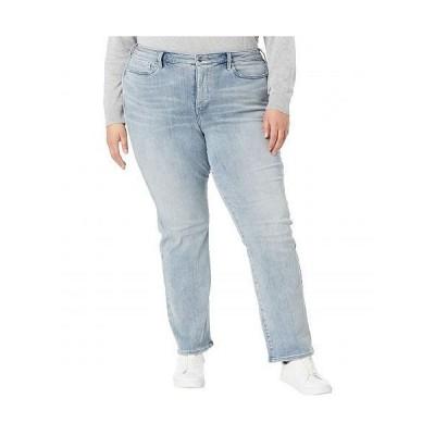 NYDJ Plus Size エヌワイディージェー レディース 女性用 ファッション ジーンズ デニム Plus Size Barbara Bootcut Jeans in Affection Wash - Affection Wa..