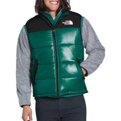 ノースフェイス メンズ ジャケット・ブルゾン アウター The North Face Men's Himalayan Insulated Vest Evergreen