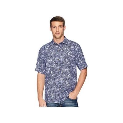 トミー バハマ Tommy Bahama Bueno Batik Shirt メンズ Shirts & Tops Blue Jean