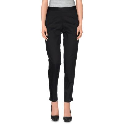 ニューヨークインダストリー NEW YORK INDUSTRIE パンツ ブラック 40 コットン 98% / ポリウレタン 2% パンツ