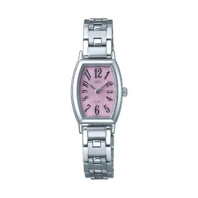 店内ポイント最大26倍!アルバ アンジェーヌ ソーラー 腕時計 レディース AHJD053 セイコー