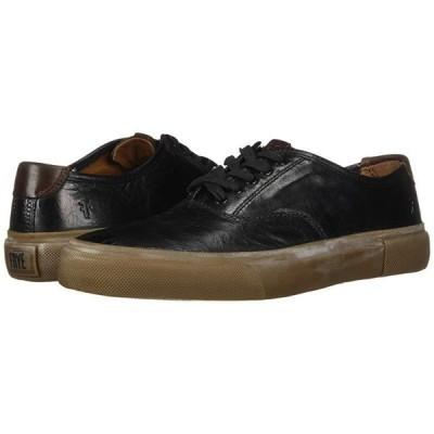フライ Ludlow Bal Oxford メンズ スニーカー 靴 シューズ Black Goat Pull Up