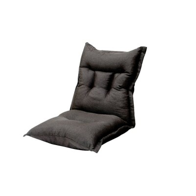 静音ギアふわもこ座椅子 ブラウン