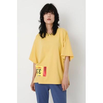 SW OVERSIZED SQUARE Tシャツ