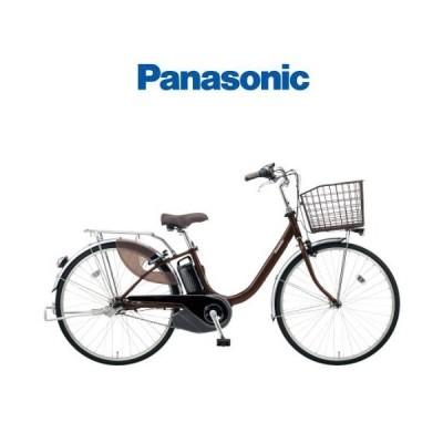 パナソニック ビビ・L チョコブラウン 26型 BE-ELL632 容量 12.0Ah 軽量モデル