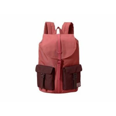 ハーシェルサプライ メンズ バックパック・リュックサック バッグ Dawson Mineral Red/Plum