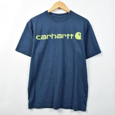 カーハート ロゴTシャツ メンズS /eaa033454