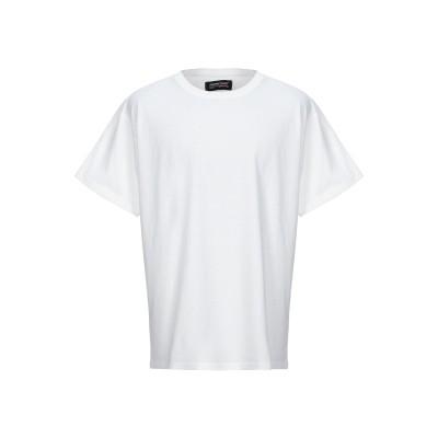 REPRESENT T シャツ ホワイト XS コットン 100% T シャツ