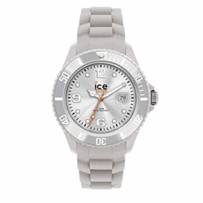 腕時計 アイスウォッチ メンズ Ice-Watch Men's SI.SR.B.S.09 Sili Collection Silver Plastic and Sili