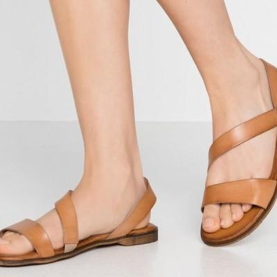 レディース サンダル Sandals - natural