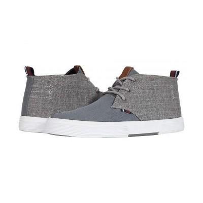 Ben Sherman ベンシャーマン メンズ 男性用 シューズ 靴 スニーカー 運動靴 Bradford Chukka - Dark Grey Nylon/Textile