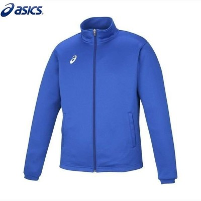 asics/アシックス XAT145 スポーツウェア メンズ トレーニング ジャケットブルー
