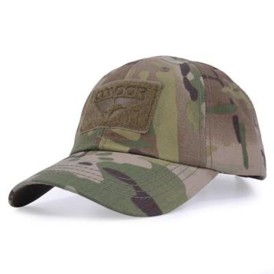 CONDOR タクティカルキャップ 帽子 ミリタリー 迷彩柄シリーズ [ マルチカム ] コンドル ベースボールキャップ メンズ ワークキャップ