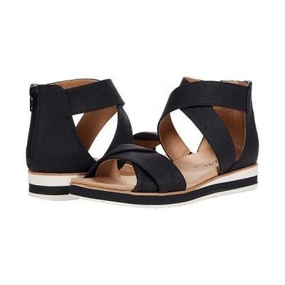 LifeStride ライフストライド レディース 女性用 シューズ 靴 サンダル Zoom - Black