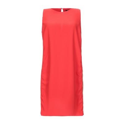 LE STREGHE ミニワンピース&ドレス レッド M ポリエステル 100% ミニワンピース&ドレス
