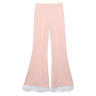 VANESSA SCOTT パンツ ライトピンク S ポリエステル 95% / ポリウレタン 5% パンツ