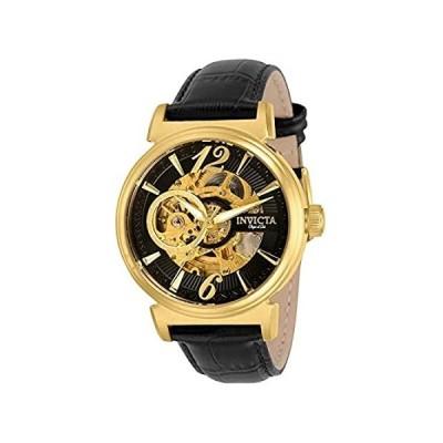 Invicta Objet D Art Automatic Black Dial Men's Watch 30463