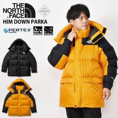 ザ・ノースフェイス GORE-TEX ダウン ジャケット THE NORTH FACE HIM DOWN PARKA メンズ ヒム ダウン パーカー nd92031